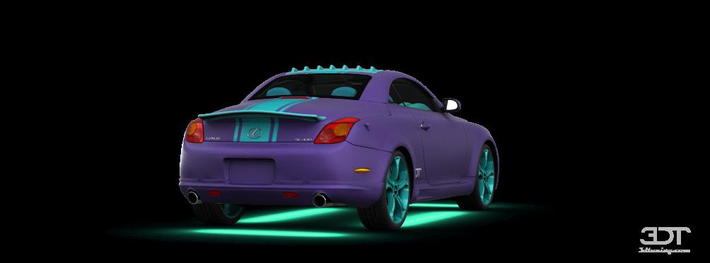 Lexus SC430 Coupe 2002 tuning