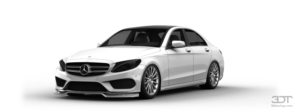 Coming Soon Mercedes C-Class'15