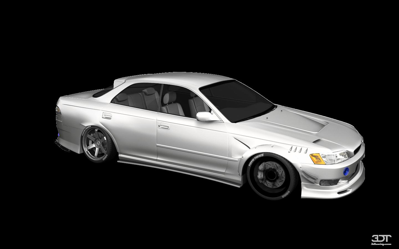 Toyota Mark II X90'96