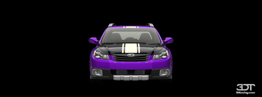 Subaru Outback'10