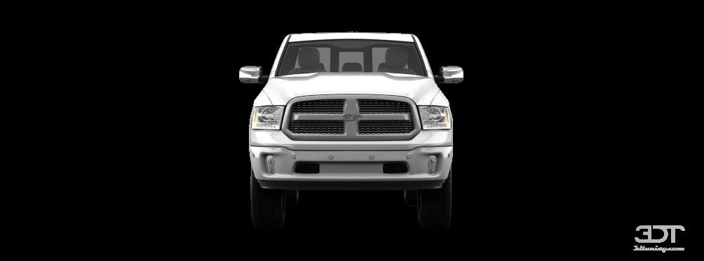 Dodge RAM 1500 Crew Cab Truck 2014