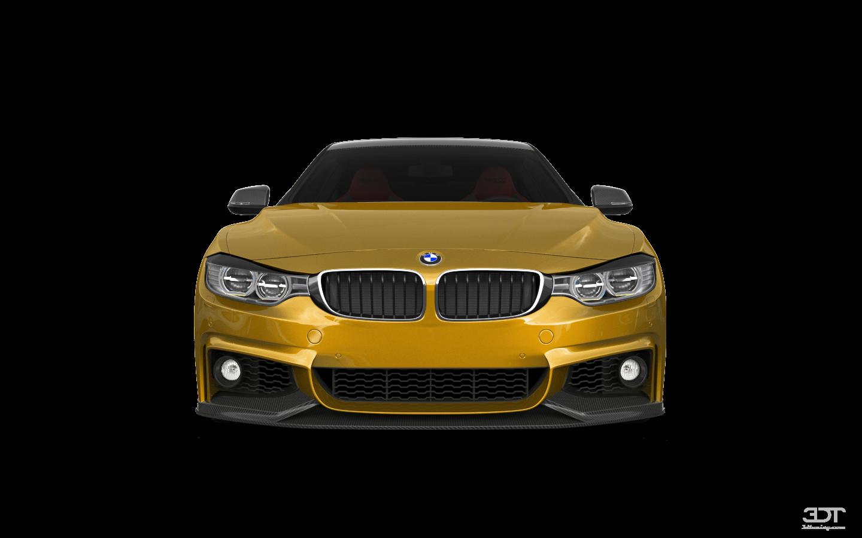 BMW 4 Series 2 Door Coupe 2014