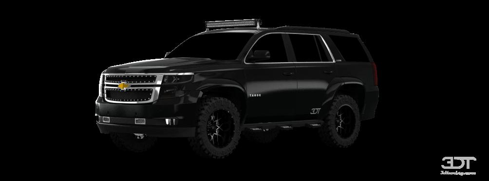 3dtuning Of Chevrolet Tahoe Z71 Suv 2015 3dtuning Com
