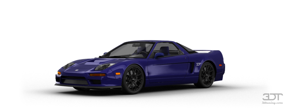 Acura NSX Coupe 2005 tuning