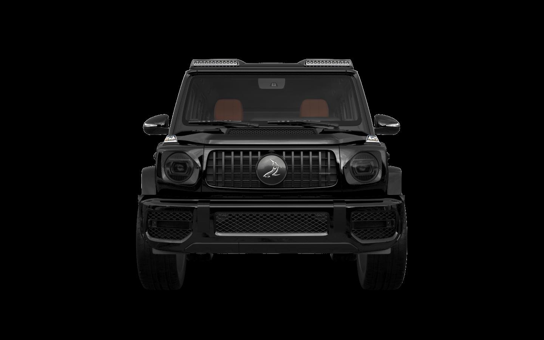 Mercedes G-Class 5 Door SUV 2018