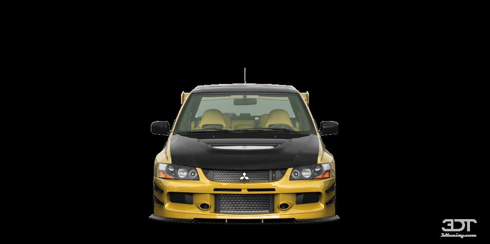 My Perfect Mitsubishi Lancer Evo Ix