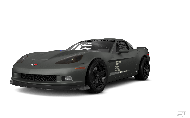 Chevrolet Corvette'04