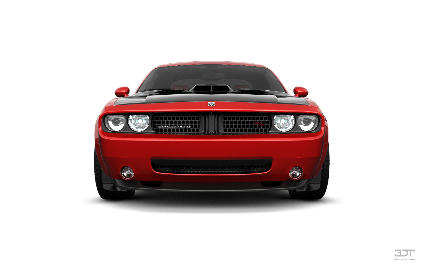 Dodge Challenger 2 Door Coupe 2008