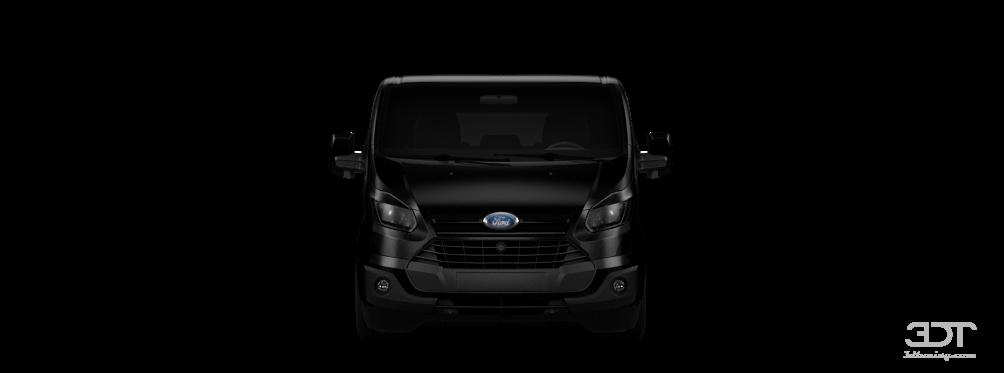 Ford Transit Van 2013 tuning