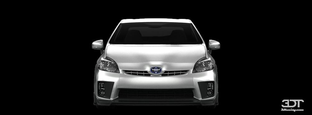 Toyota Prius'10
