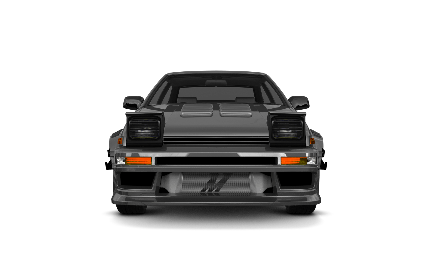 Toyota AE86 3 Door Hatchback 1985