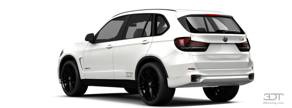 BMW X5 Crossover 2014 tuning