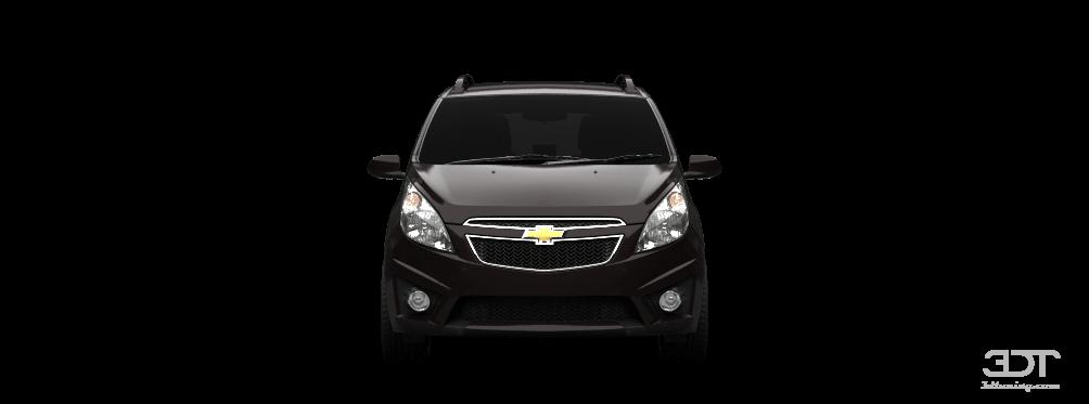 Chevrolet Spark Tuning 3dtuning Of Chevrolet Spark 5 Door