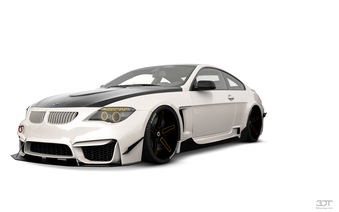 BMW 6 Series 2 Door Coupe 2003 tuning