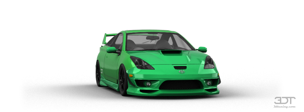 Toyota Celica SS-I Coupe 2003 tuning