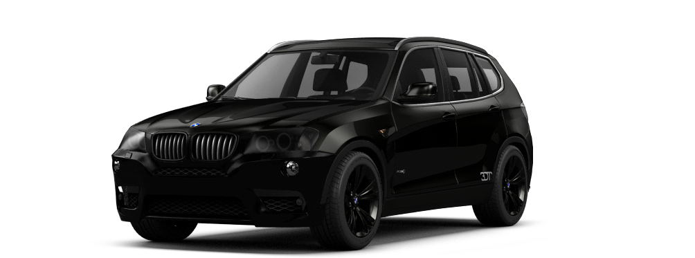 BMW X3 Crossover 2012 tuning