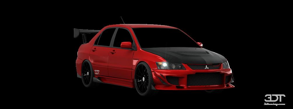 mitsubishi evo custom 2006. mitsubishi lancer evo ix sedan 2006 tuning custom r