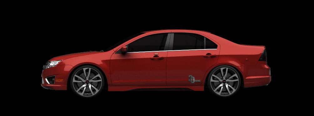 Ford Fusion Sedan 2010 tuning