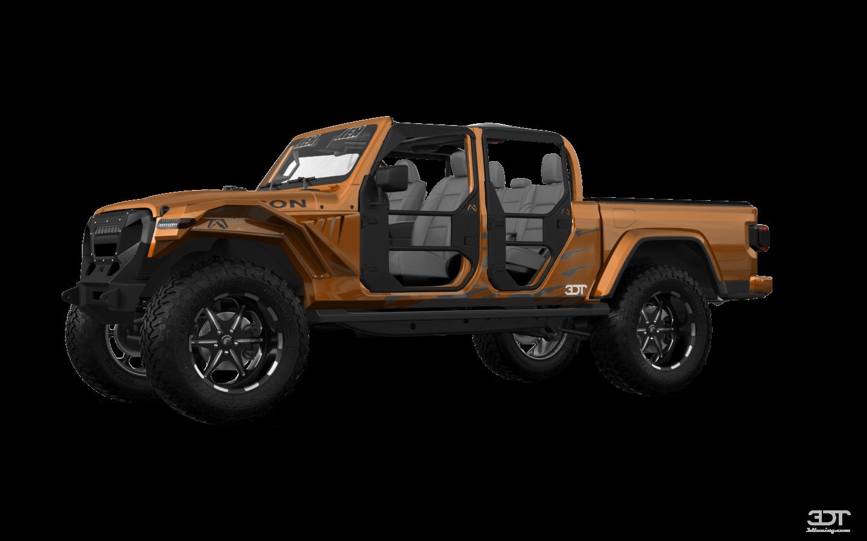 My Perfect Jeep Gladiator