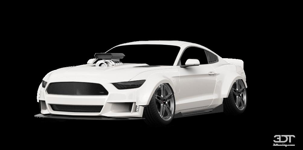 Mustang GT 2 Door Coupe 2015 tuning