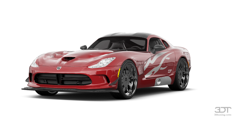 3dtuning Of Dodge Srt Viper 2 Door Coupe 2113 3dtuning Com