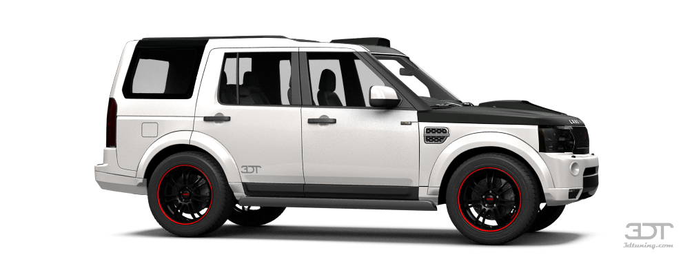 My Perfect Range Rover Discovery 4