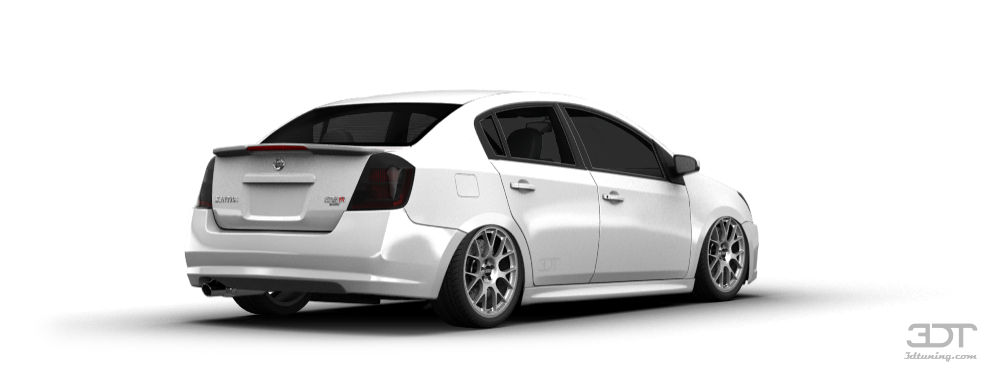 3DTuning of Nissan Sentra SE-R Spec V Sedan 2007 3DTuning.com - unique on-line car configurator ...