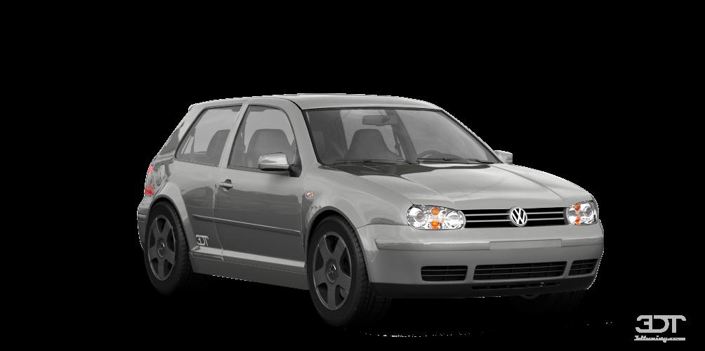 Volkswagen Golf 4 (mk4)'04
