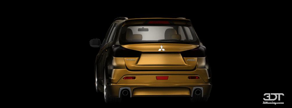 Mitsubishi ASX'11