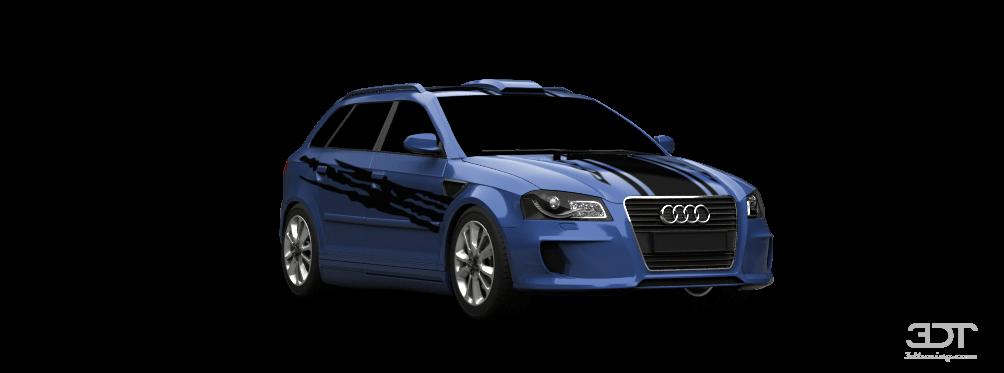Audi A3'11