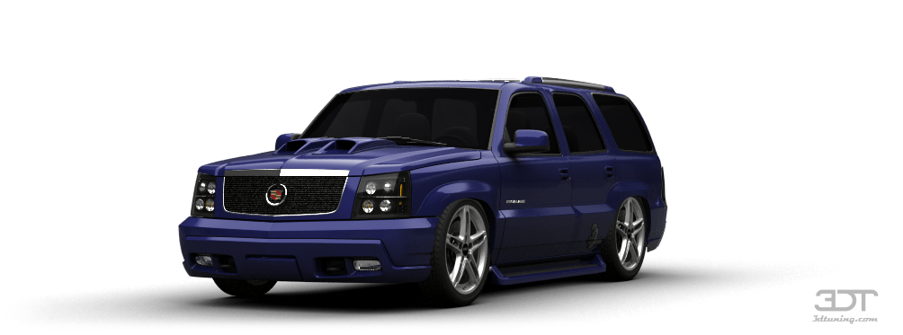 Tuning Cadillac Escalade Suv 2002 Online Accessories And