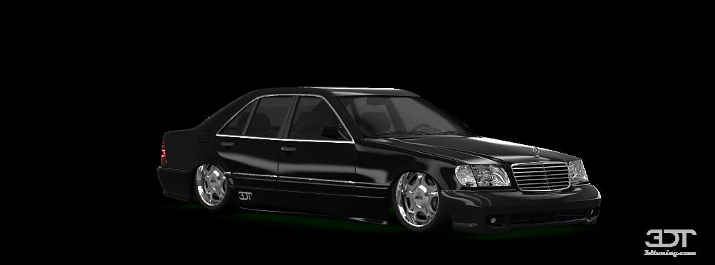 Mercedes S class'91