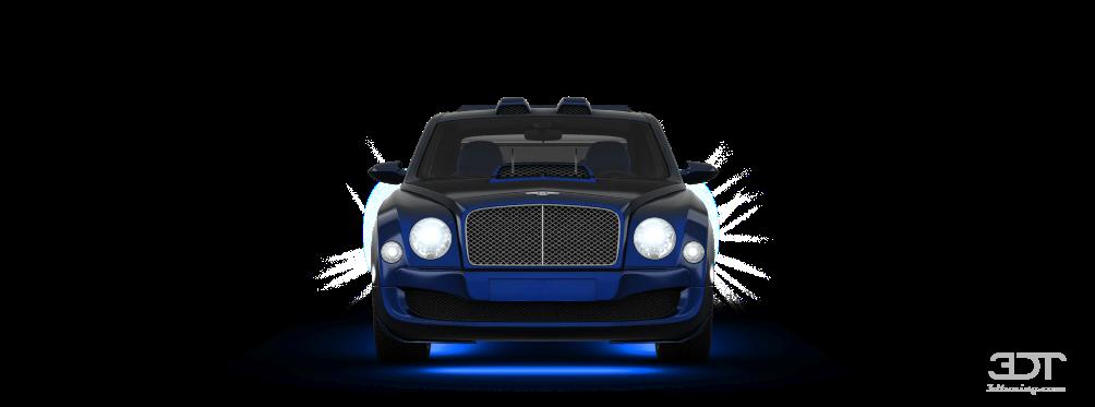 3dtuning Of Bentley Mulsanne Sedan 2010 3dtuning Com
