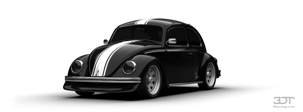 Volkswagen Beetle sedan 1980 tuning