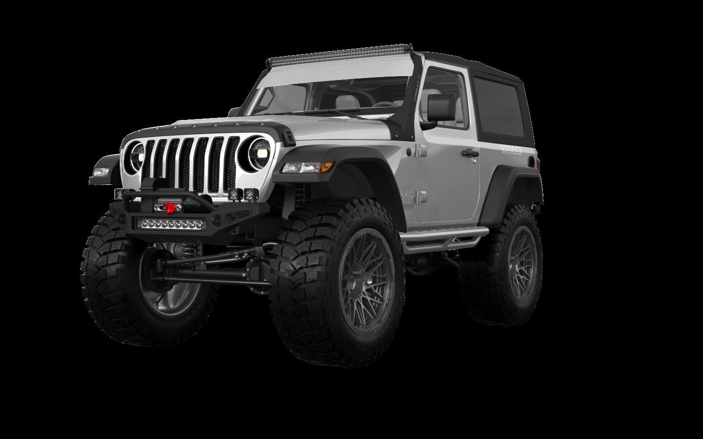Jeep Wrangler JL 2 Door SUV 2018 tuning