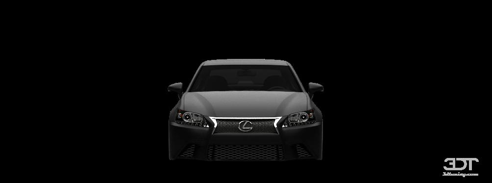 Lexus GS'12