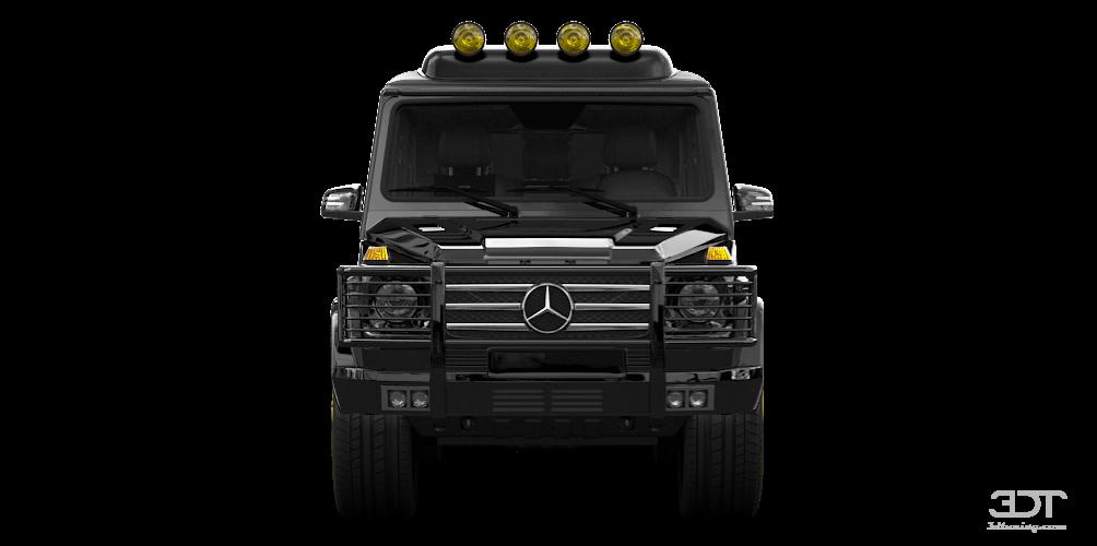 Mercedes G Class'11