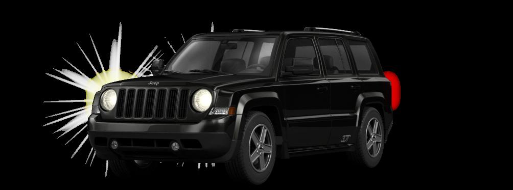 Jeep Patriot'11