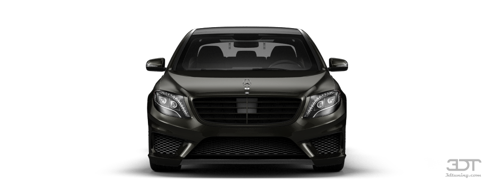 Mercedes S class'14
