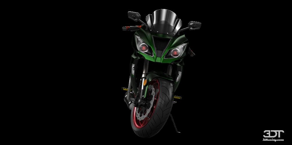 Kawasaki Ninja ZX 6R'15