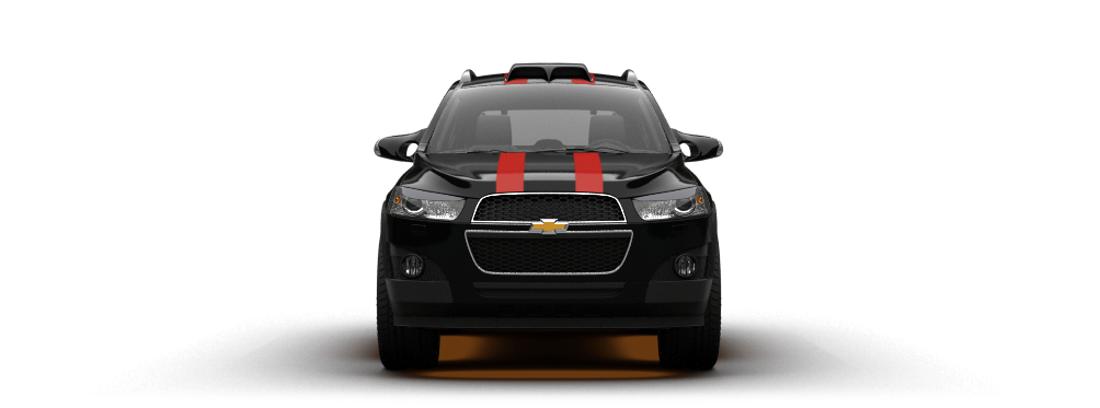 Chevrolet Captiva'12