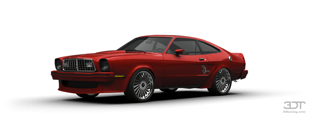 3dtuning Of Mustang Cobra Coupe 1974 3dtuning Com Unique