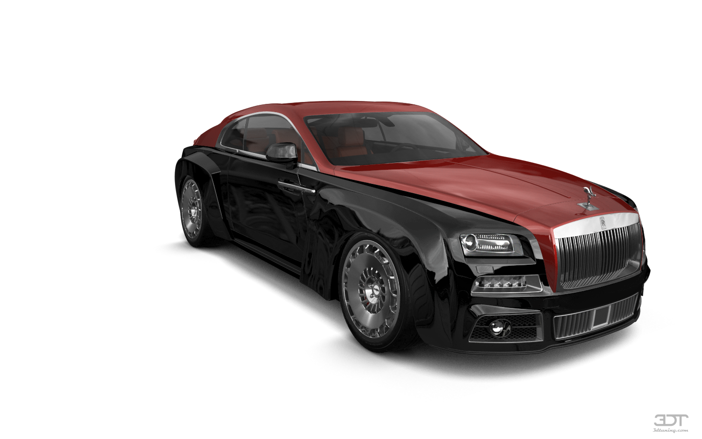 Rolls Royce Wraith 2 Door Coupe 2014 tuning