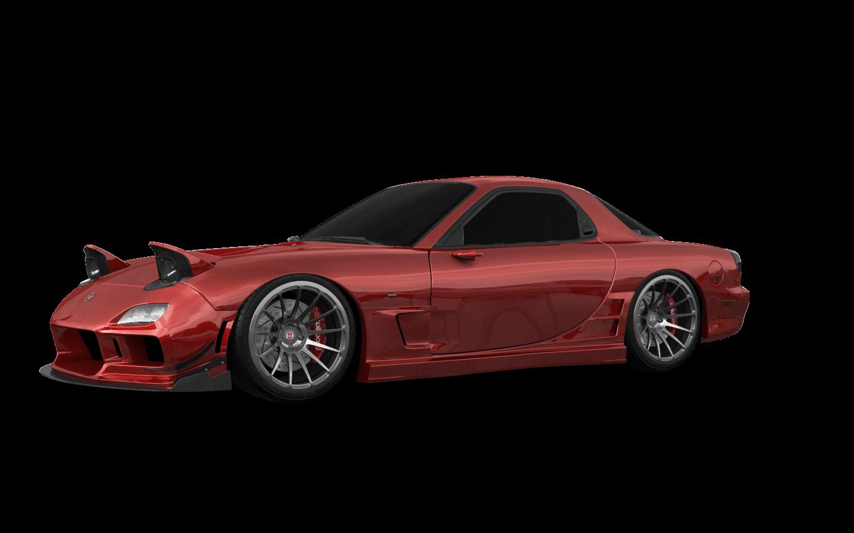 Mazda RX-7 2 Door Coupe 1997 tuning