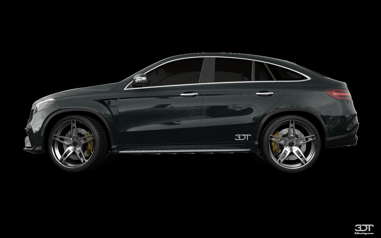 Mercedes GLE'16