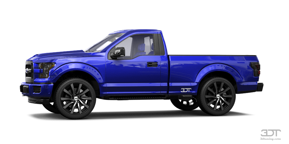 Ford F-150 Regular Cab Truck 2015 tuning