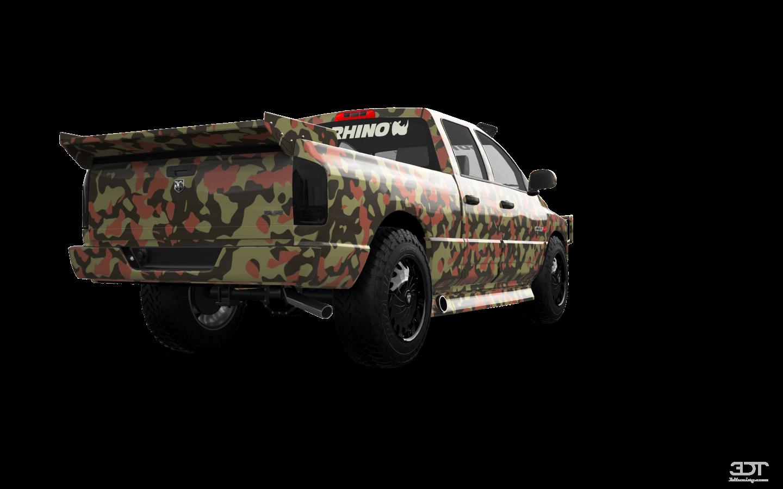 Dodge Ram 1500 Quad-Cab'06