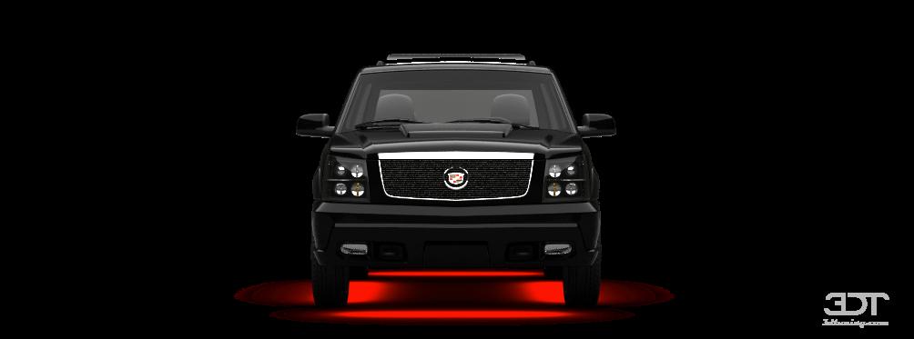 Cadillac Escalade SUV 2002