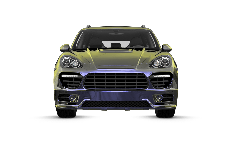 Porsche Cayenne'12