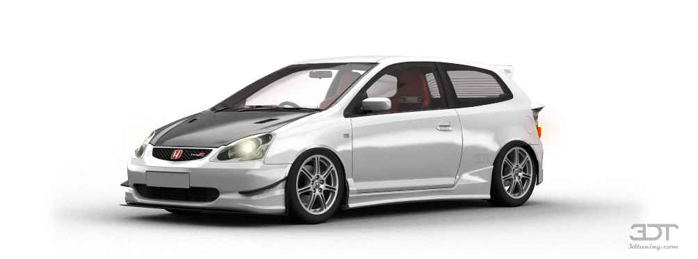 Honda Civic Type-R'04